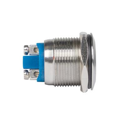 Лампа синяя сигнальная S-Pro67 19 мм 24В EKF PROxima; s-pro67-342
