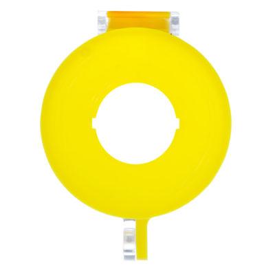 Защитный кожух для кнопок с крышкой для пломбировки EKF PROxima; scep-1