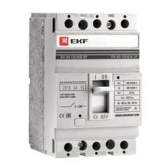 Выключатель нагрузки ВН-99 125/100А 3P EKF PROxima