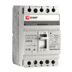 Выключатель нагрузки ВН-99 160/160А 3P EKF PROxima
