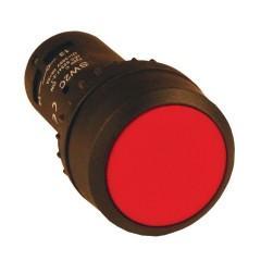 Кнопка SW2C-11 с фиксацией красная NO+NC EKF PROxima