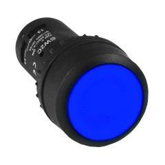 Кнопка SW2C-11 возвратная синяя NO+NC EKF PROxima
