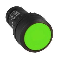 Кнопка SW2C-11 возвратная зеленая NO+NC EKF PROxima