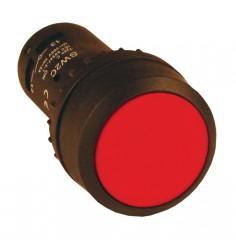 Кнопка SW2C-11 возвратная красная NO+NC EKF PROxima