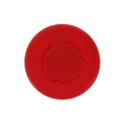 Кнопка SW2C-11MZ поворотная красная NO+NC Грибок EKF PROxima; sw2c-mz-r