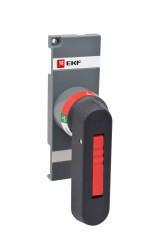 Рукоятка управления для прямой установки на рубильники TwinBlock  160-250А EKF PROxima