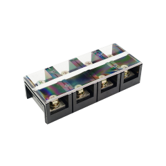 Терминал клеммный TC-604 до 16 мм2 60A 4 клеммные пары EKF PROxima