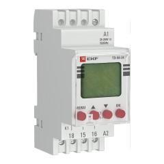 Таймер электронный ТЭ-80 24-230В EKF PROxima