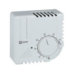 Термостат NO/NC (охлаждение/обогрев) накладной 16A 230В IP20 EKF PROxima
