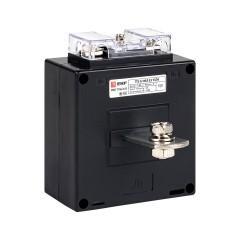 Трансформатор тока ТТЕ-А-80/5А класс точности 0