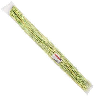 Термоусаживаемая трубка ТУТ нг 6/3 желто-зеленая в отрезках по 1м EKF PROxima; tut-6-yg-1m