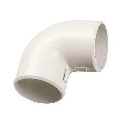Угол 90 соединительный для трубы  (25мм.) (5шт.) Plast EKF PROxima