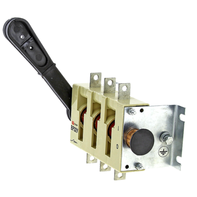 Выключатель-разъединитель ВР32У-31В31250 100А 1 направ. с д/г камерами съемная левая/правая рукоятка MAXima EKF PROxima; uvr32-31b31250