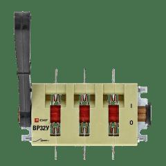Выключатель-разъединитель ВР32У-35В31250 250А 1 направ. с д/г камерами съемная левая/правая рукоятка MAXima EKF PROxima