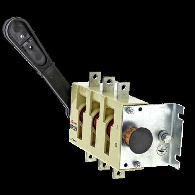 Выключатель-разъединитель ВР32У-37А31220 400А 1 направ. с д/г камерами несъемная левая/правая рукоятка MAXima EKF PROxima; uvr32-37a31220