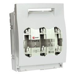 Выключатель-разъединитель УВРЭ 630А откидного типа под предохранители ППН (габ.3) EKF PROxima