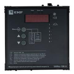 Регулятор реактивной мощности Varko-106a EKF PROxima