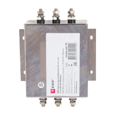 ЭМС-фильтры для преобразователя частоты 18,5-22 кВт; vector-emi-22
