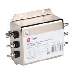 ЭМС-фильтры для преобразователя частоты 5