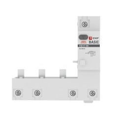 Блок дифференциальной защиты VIGI 47-100 3P+N 100А 30мА Basic