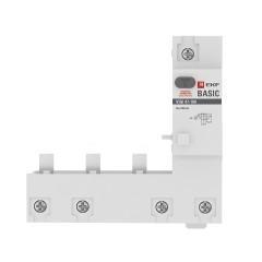 Блок дифференциальной защиты VIGI 47-100 4P 100А 100мА Basic