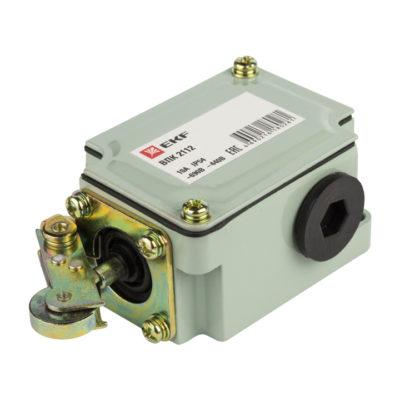 Путевой контактный выключатель ВПК 2112 EKF PROxima; vpk-2112