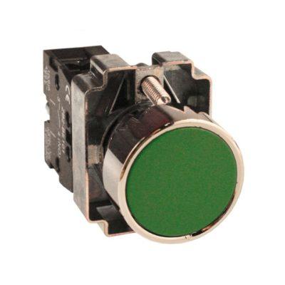 Кнопка BA31 зеленая NO EKF PROxima; xb2-ba31