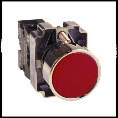 Кнопка BA42 красная NC EKF PROxima; xb2-ba42
