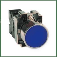 Кнопка BA61 синяя NO EKF PROxima