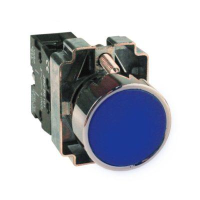 Кнопка BA61 синяя NO EKF PROxima; xb2-ba61